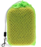 Endurance Trail Riding Sponge with Mesh Bag