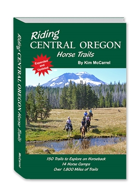Riding Central Oregon Horse Trails Guide Books