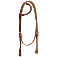 Weaver Leather Horizons Rolled Sliding Ear Headstalls