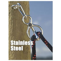 Blocker Tie Rings 2 With Mag-Loc Stainless Steel