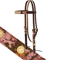 Weaver Backwoods Headstalls
