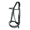 Horze Benton English Snaffle Bridles