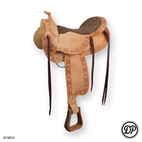 Dp Saddlery Western Classic Trail-Rider