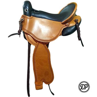 DP Saddlery Quantum Short and Light Endurance Trail Saddles