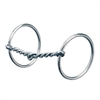 Weaver Leather Single Twisted Wire Snaffle Bits