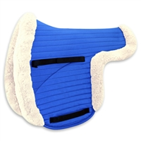 Matrix English Endurance Saddle Pads with Woolback
