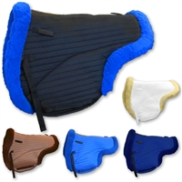 Action Rider Matrix English Saddle Pads - Coolback
