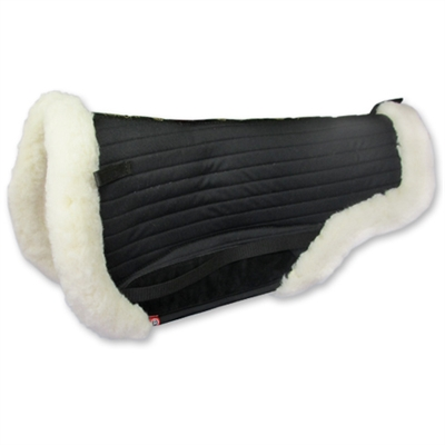 Action Rider Matrix Endurance Western Style Saddle Pads - Woolback 27-ART8402