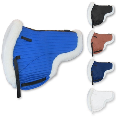 Action Rider Matrix English Saddle Pads - Woolback