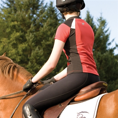 Irideon Kids' Issential Riding Tights