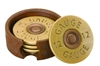 Shotgun Shell Coaster Sets