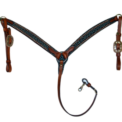 Alamo Saddlery Mini Giraffe Breastcollars