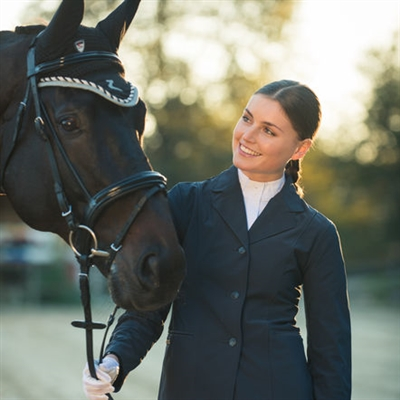 Horze Wiona Women's Competition Equestrian Show Jackets