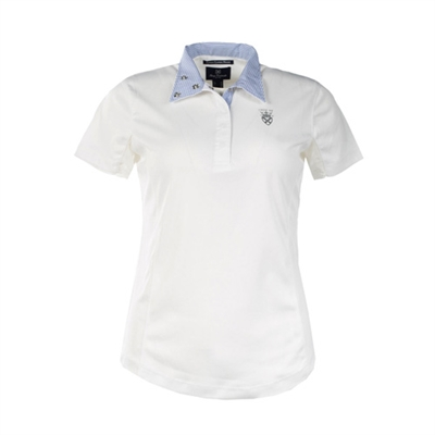 Horze Crescendo Blair Short Sleeve Ladies Riding Shirts