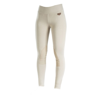 Horze Equestrian Spirit Women's Knee Patch Riding Tights