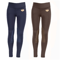 Horze Kids Knee Patch Spirit Winter Breeches