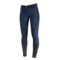 Horze Equestrian Supreme Ruby Women's Knee Patch Breeches