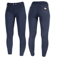 Horze Equestrian Spirit Jennie Knee Patch Breeches