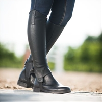 Horze Supreme Desta Synthetic Half Chaps