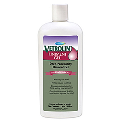 Vetrolin Liniment Gel
