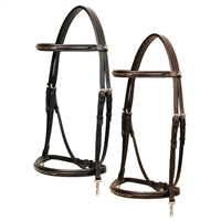 Tekna Fancy Stitched Endurance Bridles