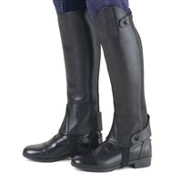 Ovation Bianca Leather Half Chaps