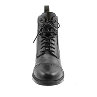 Grewal Lace Up Leather Paddock Boots