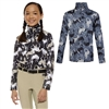Kerrits Kids Horse Sense Half Zip Technical Riding Shirts