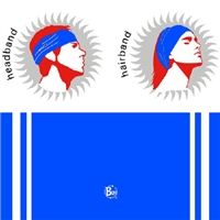 Headband Buffs - Sport Blue