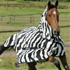 Bucas Buzz Off Zebra Full Neck Fly Sheets