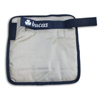 Bucas Padded Front Chest Turnout Extender Panels - Click'n Go