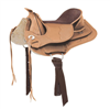 Barefoot Arizona Rose Western Treeless Saddles