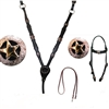 Action Rider Star & Conchos Set Size Cob