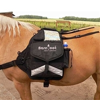 Barefoot Backpack Walk-My-Horse Trail Bags