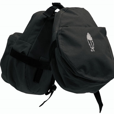 Barefoot Twin Front Trail Saddle Bags