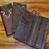 Bronco Roper Large Leather Wallets