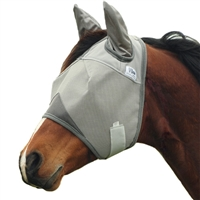 Cashel Crusader Fly Masks - Standard With Ears