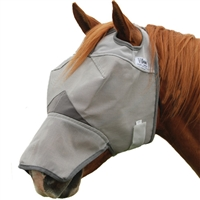 Cashel Crusader Fly Masks - Long Nose