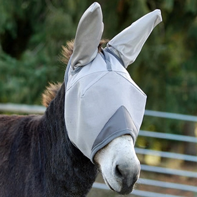 Cashel Crusader Fly Masks - Mule Standard With Ears