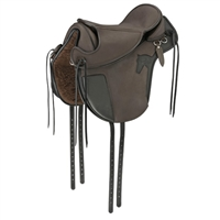 Barefoot Tahoe English Trail Treeless Saddles
