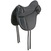 Barefoot Tahoe Classic English Treeless Saddles