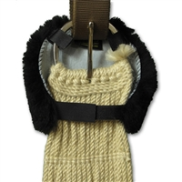 JMS Cinch Ring Sheepskin Protectors