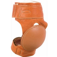 Cactus Gear Leather Skid Boots with Velcro
