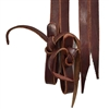 Cactus Saddlery Latigo Split Reins 5/8""