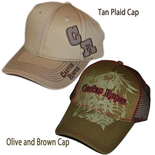 44d1d318290 Cactus Saddlery Caps