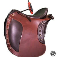 DP Saddlery - Adjustable Gullet - El Campo Baroque Saddles - Havana