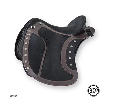 DP Saddlery - Adjustable Gullet - El Campo SKL Saddles
