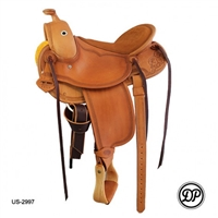 DP Saddlery Flex Fit Vario 1800 SX Vaquero Saddles