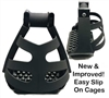 EasyCare EZ Ride Nylon Caged Stirrups