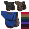 EquiPedic AP English Endurance Saddle Pads